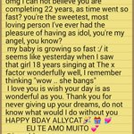 I hope you read what I wrote to you, EU TE AMO MUITO @AllyBrooke 💕 papa you could show it to her? @WeLuvAllyB 32  http://t.co/yLSBd2RXmE