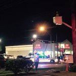 Crews working on line at Texas Avenue & Villa Maria in Bryan. Police stopping traffic temporarily. Avoid area. http://t.co/XBOaDQRDsK