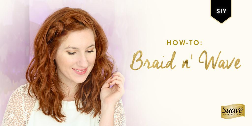 Dress-up your hair with a #braid like @MeganFrugalista and #StyleItYourself in 3 steps: http://t.co/ECVoxb06XE http://t.co/CTKOjZPWpO