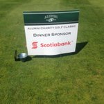 Were having a great time out at @RoyalReginaGC. Thanks to our many sponsors. #yqr #sask #golf #Riders http://t.co/VbCCJqxYIG