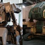 Massive fighting robots to face off in battle http://t.co/0eBzEnhXoB http://t.co/xBTIDLof9q