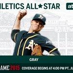 He's in! @SonnyGray2 officially named to his first @AllStarGame. http://t.co/BtXDmjIsdu