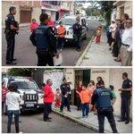 Policía Mpal y Prev del Delito realizan reunión de seguridad con vecinos de Ignacio Zaragoza #ProximidadSocial. http://t.co/UmSV4W13uI