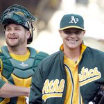 MLB All-Star Game 2015: #Athletics Stephen Vogt and Sonny Gray named to team. #woooooooooo http://t.co/GQF1PpTtis http://t.co/dEzXLXMwzq
