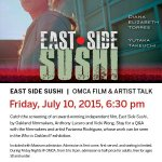 This Friday, join me at the @oaklandmuseumca for a special screening of @eastsidesushi #whoisoakland #oakland http://t.co/H2ypEwg3WY