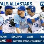 .@KelvinHerrera40 & Wade Davis have been named to the AL #ASG team. We now have 6 #Royals representing in Cincinnati! http://t.co/UX4dnm2aYS