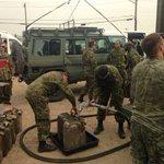Soldiers arrive in #Saskatchewan to help fight fires: http://t.co/QIWmh9Bf0V (Photo: 3rdCanadianDivision @3CdnDiv) http://t.co/XfxjQQqJ7w