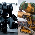 Giant human-piloted fighting #robots to battle after Japanese firm accepts US challenge http://t.co/R5n73jt1zb http://t.co/NsUCOgeKSj