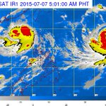 .@dost_pagasa: #Chanhom to enter PAR this afternoon or evening, to be named #FalconPH upon entry http://t.co/AscYUhQMZW