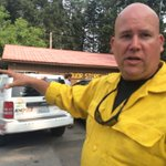 Fire crews say they had positive day fighting #CapeHornFire. No more homes lost. Fire line built on edge of Bayview http://t.co/ea7YrKYbjC