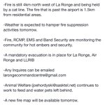 La Ronge Fire Situation Update (July 6/2015 8:00pm) http://t.co/rORkQa2xHq