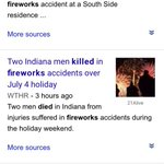 Perspective: U.S. death toll by fireworks in a 24 hour period far exceeds U.S. death toll by ISIS & Ebola combined. http://t.co/wjugN8iqO3