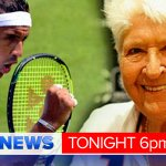 Coming up @9NewsBrisbane Kyrgios out of #Wimbledon2015 but takes on #Fraser. @Ken_Sutcliffe & @tomsteinfort rprting http://t.co/3b8AqjNsmc