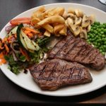 Chaplins recently got the vote for the #Best #Steak in #Swansea from @SWEveningPost readers, 4th best in SW Wales! http://t.co/2ldIgmnbz6