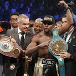 Floyd Mayweather stripped of title he won in Pacquiao fight http://t.co/modUSqKtLd http://t.co/pvbOFPxP3c