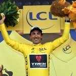 Fabian Cancellara out of Tour de France after 2nd vertebrae fracture this year http://t.co/6mFbVD3MHa #cycling http://t.co/8DGIVWDkU9