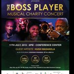 For your diary: July 11th in Accra Celebrating Komla the Boss Player Dumor. Hugh Masekela Becca! Efya  Kwabena 2X http://t.co/MTJU0570dH