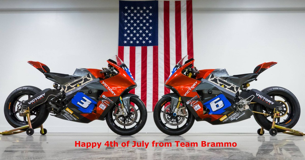 Victory for the 4th! Team Brammo http://t.co/GbKZsyGhFo
