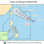 FULL STORY: Typhoon #Chanhom to enter PAR late Tuesday, to enhance monsoon later this week http://t.co/acYy6e2rQ2 http://t.co/WRe1nOmBnF