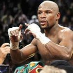 Floyd Mayweather Jr. has been stripped of the welterweight world title he won after beating Filipino Manny Pacquiao. http://t.co/YqehQ1Mwus