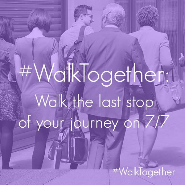 Today, we #walktogether http://t.co/uBCHpDVLyn