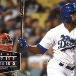 RECAP: Jimmy Rollins gets best of Phillies as #Dodgers take opener, 10-7. {http://t.co/Fkty6FtDi5} http://t.co/KbQD1FYHdo