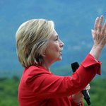 Hillary rope-a-dopes the press, but who's the real dope? @politicorogers latest: http://t.co/4KDXSTHdWv   Getty http://t.co/K5sQBKZ92U