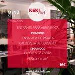 #MenuKeki marchando en #murcia con todo nuestro #TokeKeki no lo olvidéis !Pasaros por aquí y disfrutar con nosotros! http://t.co/iwbv1cCWKa