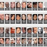 Not just faces, but people.   Stop just a moment to look at each one. Then spare a thought for them & their families. http://t.co/wG0W39xje9