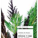 Música y cine en verano en el patio del MUSAC #Leónesp http://t.co/UtpPYNPjwd http://t.co/am1UDN16Wv
