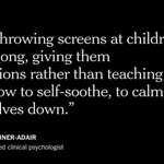 Screen addiction is taking a toll on children http://t.co/r9y7J1FkVZ http://t.co/fUlUsq2A0x