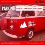 ¡Esta semana se celebra #BilbaoBBKLive!!! Si quieres aparcar, podrás hacerlo en BEC http://t.co/HK52IgvcEq Precio:7€ http://t.co/m9n9qBb6KI