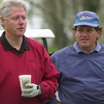 """""""I don't have a choice of being first brother,"""" Roger Clinton said. http://t.co/92deosBokV http://t.co/oQcI4XnR3y"""