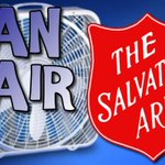 Got a good, used fan? Drop it off at the Salvation Army today! #Tuscaloosa @wvua23 http://t.co/wDTuo1Si4w http://t.co/hHfhILgEJQ