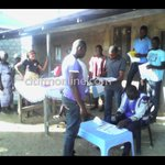 Voting underway in Talensi [Photos]   More here: http://t.co/uIAFpXJL07 #Talensidecides #CitiNews http://t.co/mwU3nW66cf