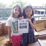 I am in Nepal now campaign picks up in social media http://t.co/5XMjVkzxme http://t.co/3qqanPr8nM