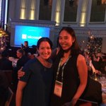 Welcome to #brisbane @randizuckerberg great to meet you at @APCSummit #2015APCS lol @Microsoft in background @ronwyap http://t.co/U5P97kZnAS