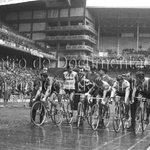 San Mames, final de la Vuelta Ciclista a España en 1962. 15 de mayo de 1962. http://t.co/pkUMkmmT0V