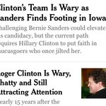 So...a lotta wariness among Clintons http://t.co/g9VIindNGd