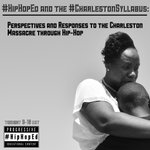 @Numero7sb Tonight 9pm EST The #HipHopEd perspective & contributions to the #CharlestonSyllabus http://t.co/LXvWPPDk9V