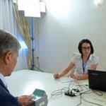 Президент Алмазбек Атамбаев прошел биометрическую регистрацию http://t.co/xYeIPE959B http://t.co/6nJMwE5AQ3