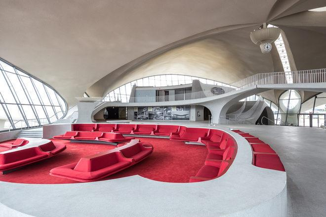 These photos of the now abandoned TWA terminal at JFK, built in 1962, are stunning. http://t.co/4pgDJ8BKLV http://t.co/fTKBdqBbSV