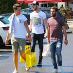 De Gea, Ander Herrera and Juan Mata go shopping at The Trafford Centre http://t.co/RpXvR7wuwO #MUFC