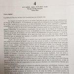 Parte del texto original leído por el Papa hoy ... http://t.co/oTZCoQZBQJ //No necesita comentario.