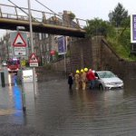 More pics of flooding caused by torrential rain in Aberdeen http://t.co/mrVSJq6edN http://t.co/dpVYbJBsdm