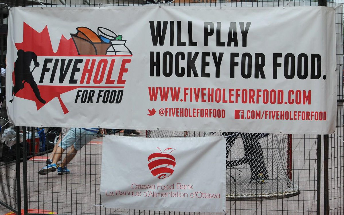 TODAY is @FiveHoleforFood on Sparks! We hope to see you there! Let's play some hockey for food http://t.co/WbBStd7vTr http://t.co/nuWrrWkbCr