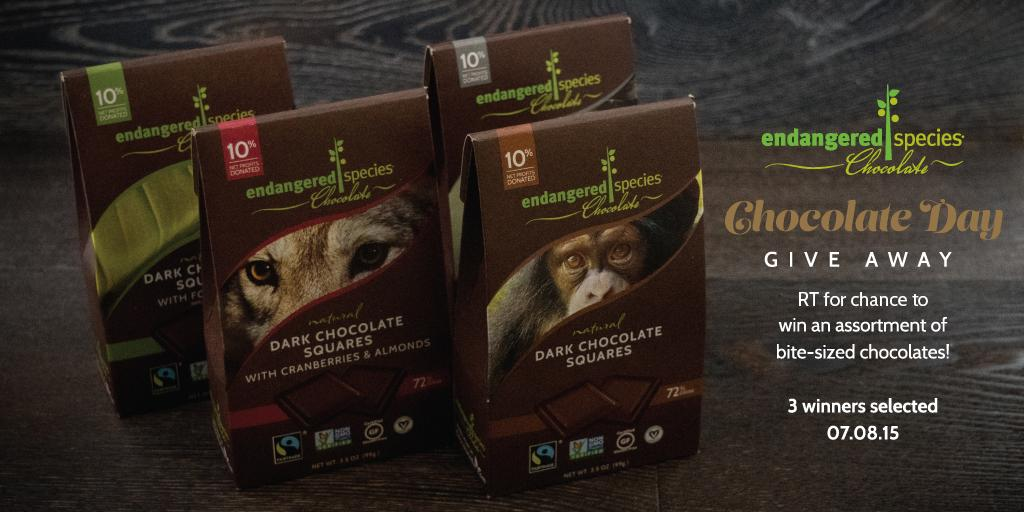 Taking #ChocolateDay seriously! RT for chance to score 40 bites of #Fairtrade dark chocolate. http://t.co/TdhmWWB9iE