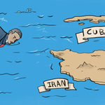 For Barack Obama, the risky road to history now runs through Iran and Cuba (via @StCollinson) http://t.co/Edo2CwXkZX http://t.co/1lEebPhXJK