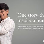 RT @SelfVSurvivor: @mamtamohan Let your stories inspire those who are fighting gainst cancer. Please visit slefv.in http://t.co/BNvgMDMHlK