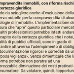 RT ROMOLOROMANI: RT notaiosoldani: RT EcAilime: #chititutela non vuole #rottamalatutela http://t.co/m8WMhRAz3l  — Giuseppe Levante (airdo…